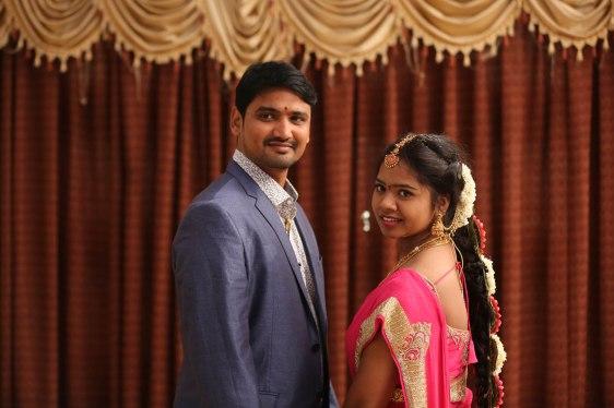 Anand & Madhuri Engagement